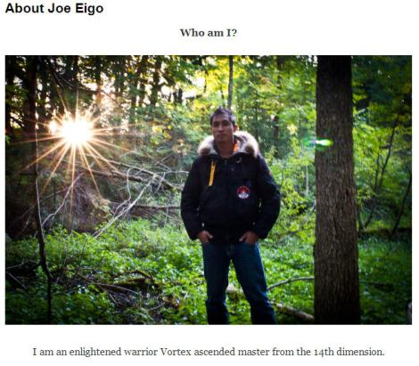 Joe - The Warior